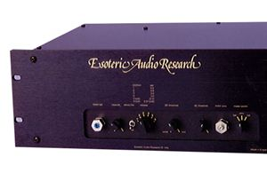 Esiteric Audio Research (E.A.R.)