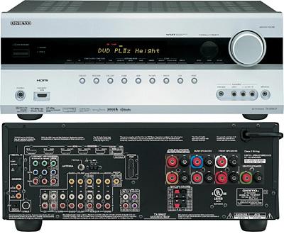 АV-ресивер Onkyо TX-SR607