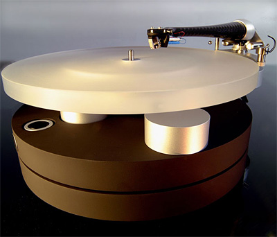 Wilson Benesch The Full Circle Turntable