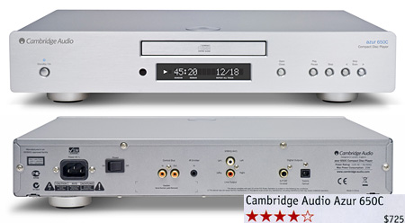 Cambridge Audio Azur 650C
