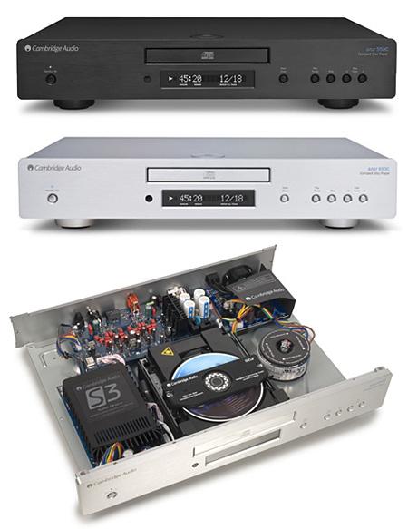 CD-проигрыватель Cambridge Audio Azur 650C