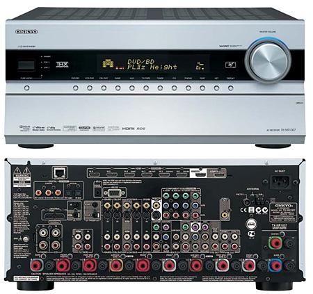 AV ресивер Onkyo TX-NR1007