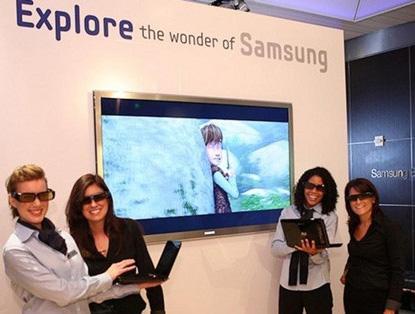 Приветствуем 3D-телевизоры!