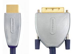 Кабель: SVL1110 BE PRE  HDMI - DVI Cable HDMI male to male 10.0 m