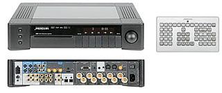 Фото товара CD/DVD/SACD - AV ресивер: Meridian G 95 Black (Выходная мощность для всех 5 каналов: 100 Вт на канал