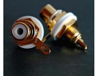 Фото товара Коннекторы: Atlas RCA Chassis Socket