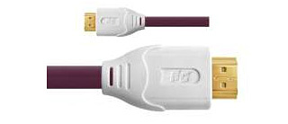 Кабель HDMI:REAL CABLE -  HDMI 73/1M50