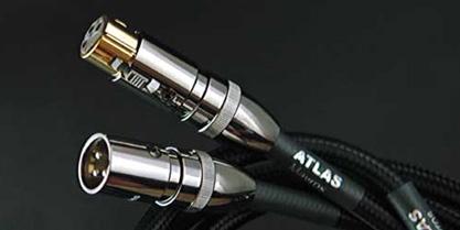 Фото товара Кабель межблочный цифровой: Atlas Mavros Digital (XLR-XLR)1m