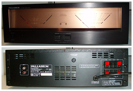 усилитель: PALADIUM-LA1200