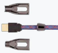 Кабель HDMI:Real Cable  HD-E  (HDMI-HDMI) HDMI 1.4 3D  High Speed with Ethernet 10M00