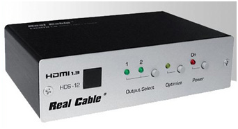 Сплиттер HDMI :  Сплиттер HDMI HDS12   (1 input 2 outputs) HDMI 1.4 compatible
