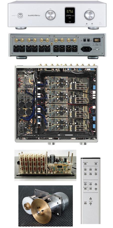 Фото товара Предварительный усилитель  Luxman C-800 f