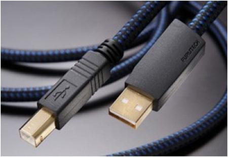 Фото товара Кабель USB: ADL (by Furutech) Formula 2-B 1.2 m (A-B type)