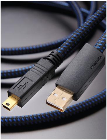Фото товара Кабель USB: ADL (by Furutech) Formula 2-mB 1.2 m (A-mini B type)