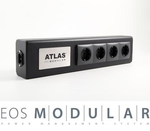 Фото товара Высококачественный сетевой удлинитель: Atlas EOS Modular 0F4U Schuko