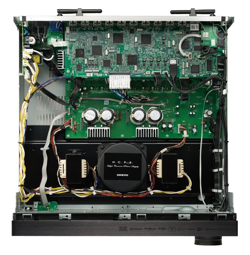 Фото № 6 товара AV Процессор: Onkyo PR-SC 5530 Black