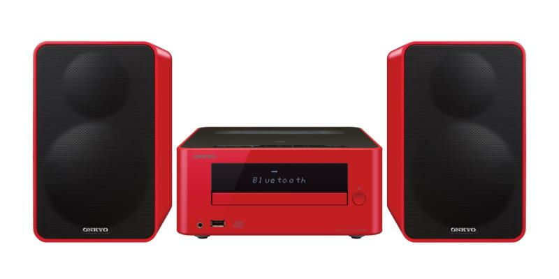 Фото № 2 товара CD-мини система с Bluetooth: Onkyo CS-265  Black