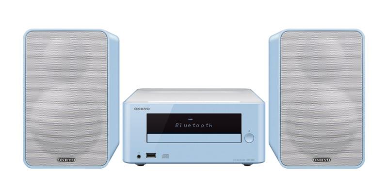 Фото № 3 товара CD-мини система с Bluetooth: Onkyo CS-265  Black