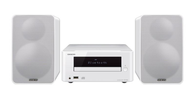 Фото № 4 товара CD-мини система с Bluetooth: Onkyo CS-265  Black