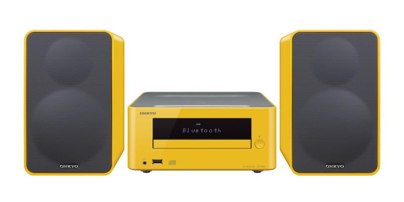 Фото № 5 товара CD-мини система с Bluetooth: Onkyo CS-265  Black