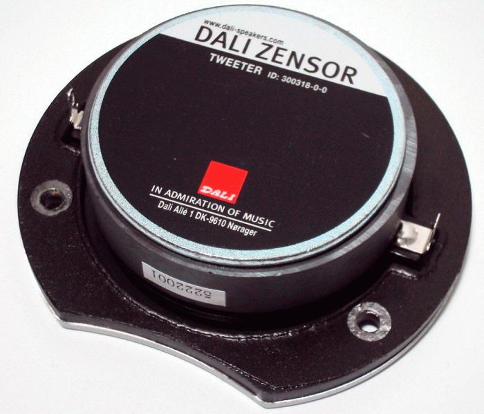 Фото № 4 товара Акустическая пара активная: DALI  Zensor 1 AX  Black Ash