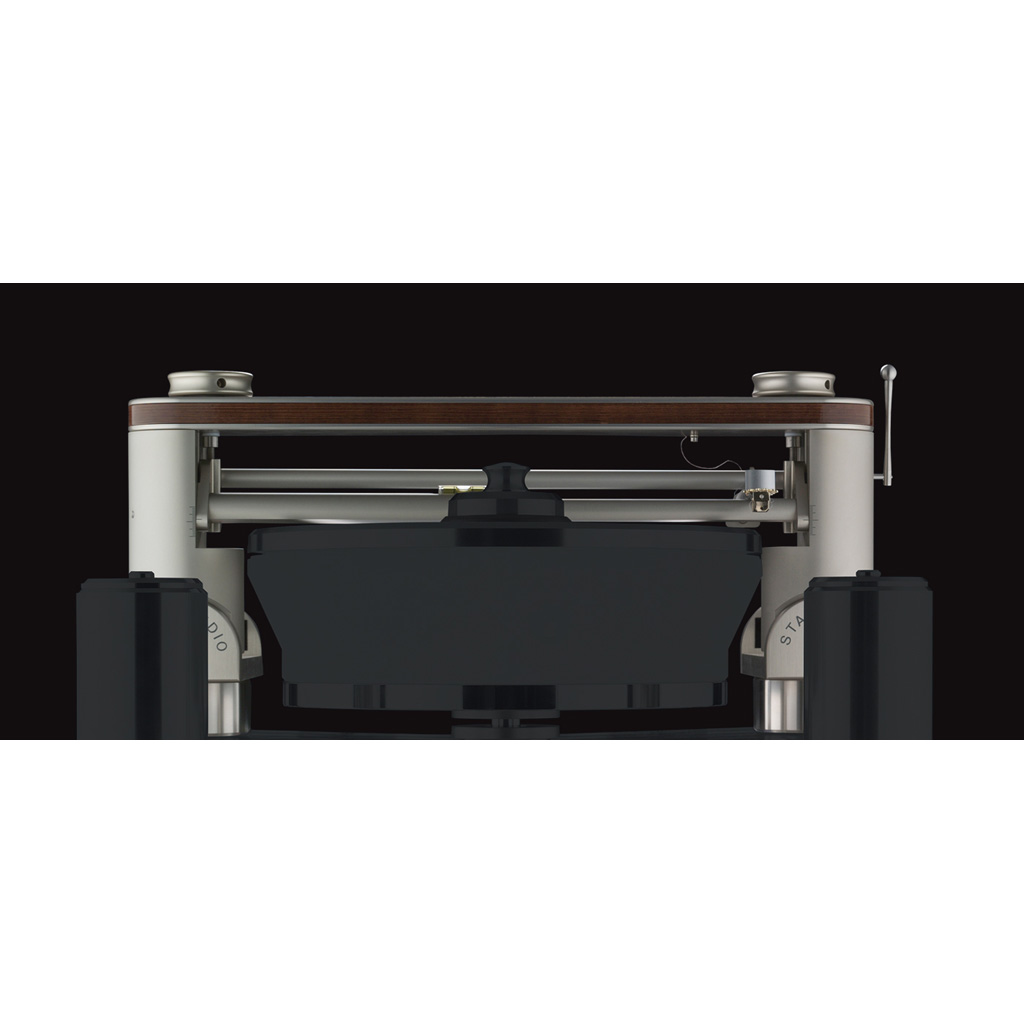Фото № 3 товара Тонарм: Clearaudio Tangential tonearm Statement TT 1 /TA 018/B Stainless steel, Black Lacquer
