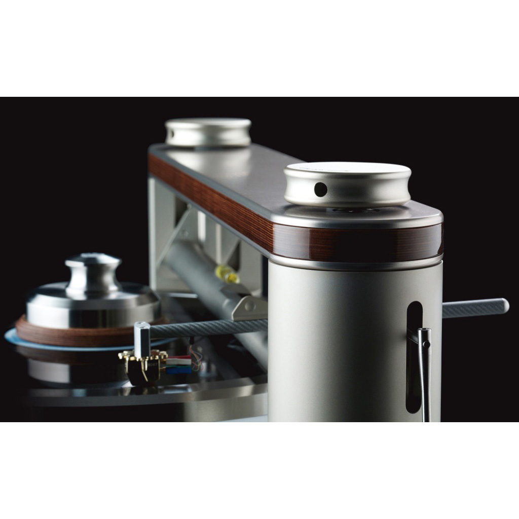 Фото № 4 товара Тонарм: Clearaudio Tangential tonearm Statement TT 1 /TA 018/B Stainless steel, Black Lacquer