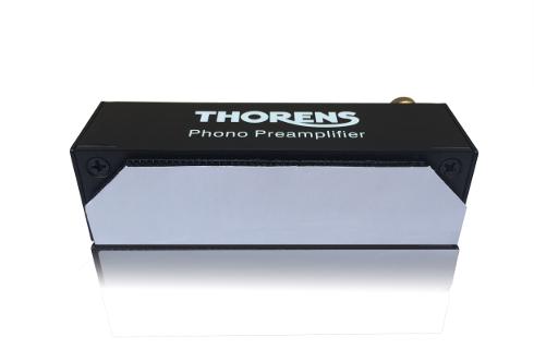 Фото № 2 товара Фонокорректор: Thorens MM-FLEX Black  (MM)