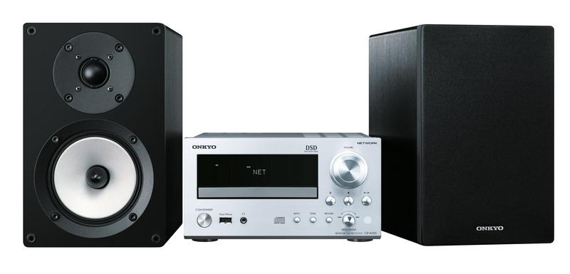 Фото № 2 товара Сетевая CD-мини система: Onkyo CS-N765 Black