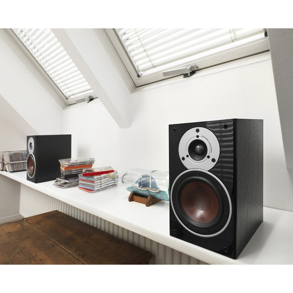 Фото № 9 товара Сетевой ресивер с Wi-Fi/AirPlay/Bluetooth: Denon CEOL Piccolo DRA-N4 Black+ DALI  Zensor 1
