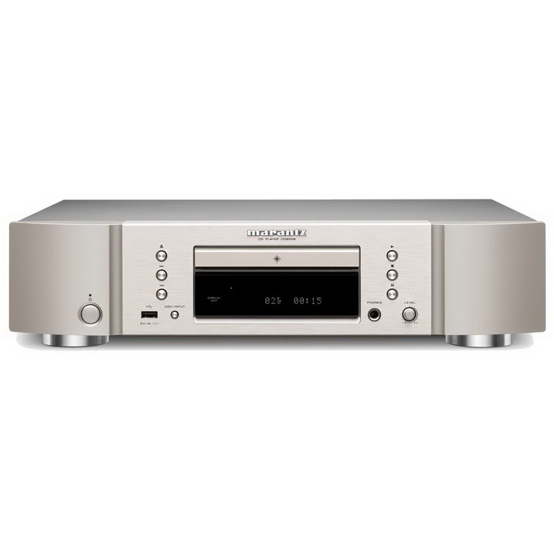 Фото № 2 товара CD плеер: Marantz CD6007 Black