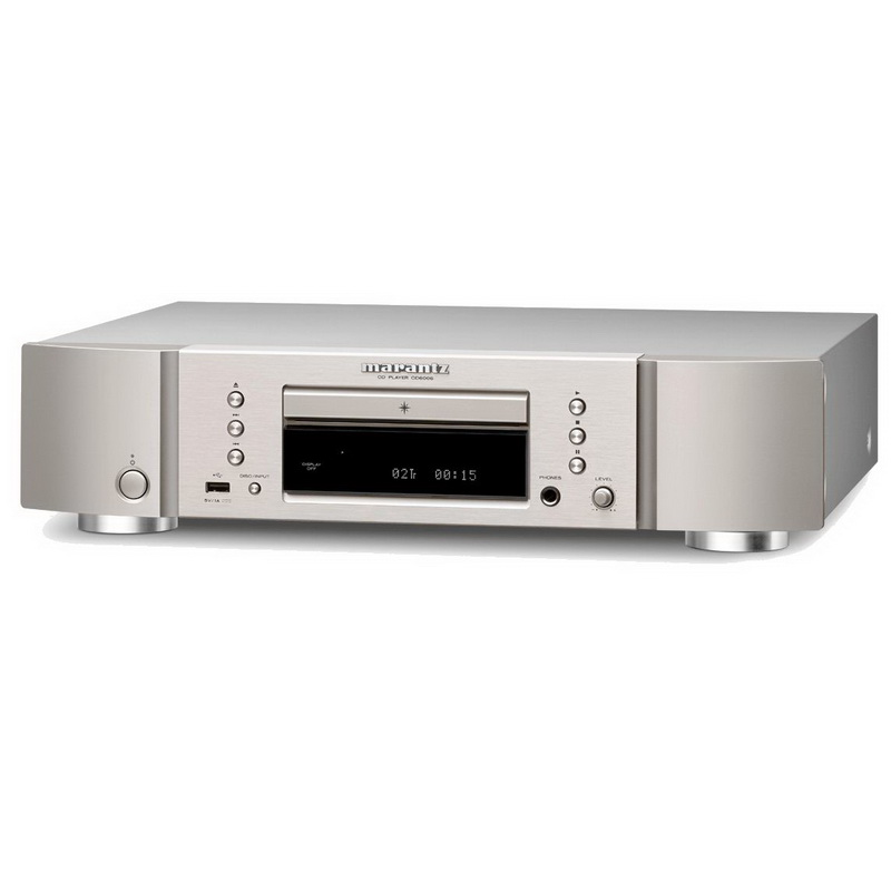 Фото № 3 товара CD плеер: Marantz CD6007 Black