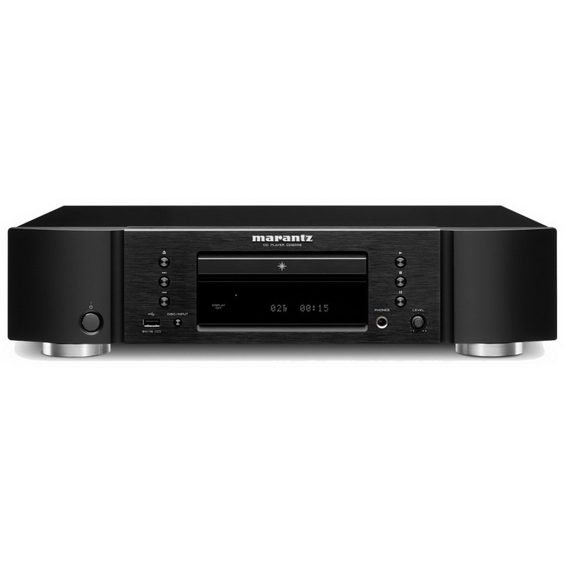 Фото № 4 товара CD плеер: Marantz CD6007 Black