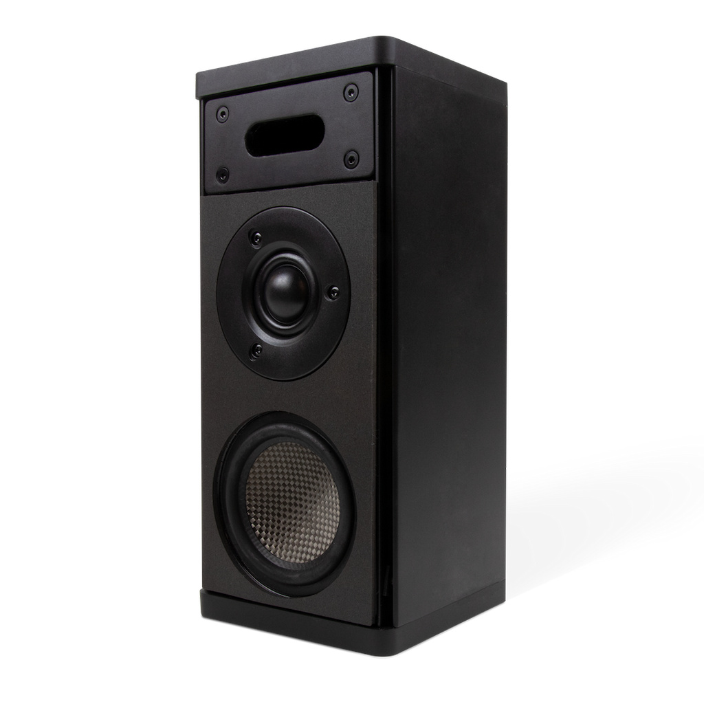 Фото № 3 товара WiSA акустика: SAVANT SMART AUDIO WISA SURROUND SPEAKERS (BLACK) (SPK-SUR3WSB)