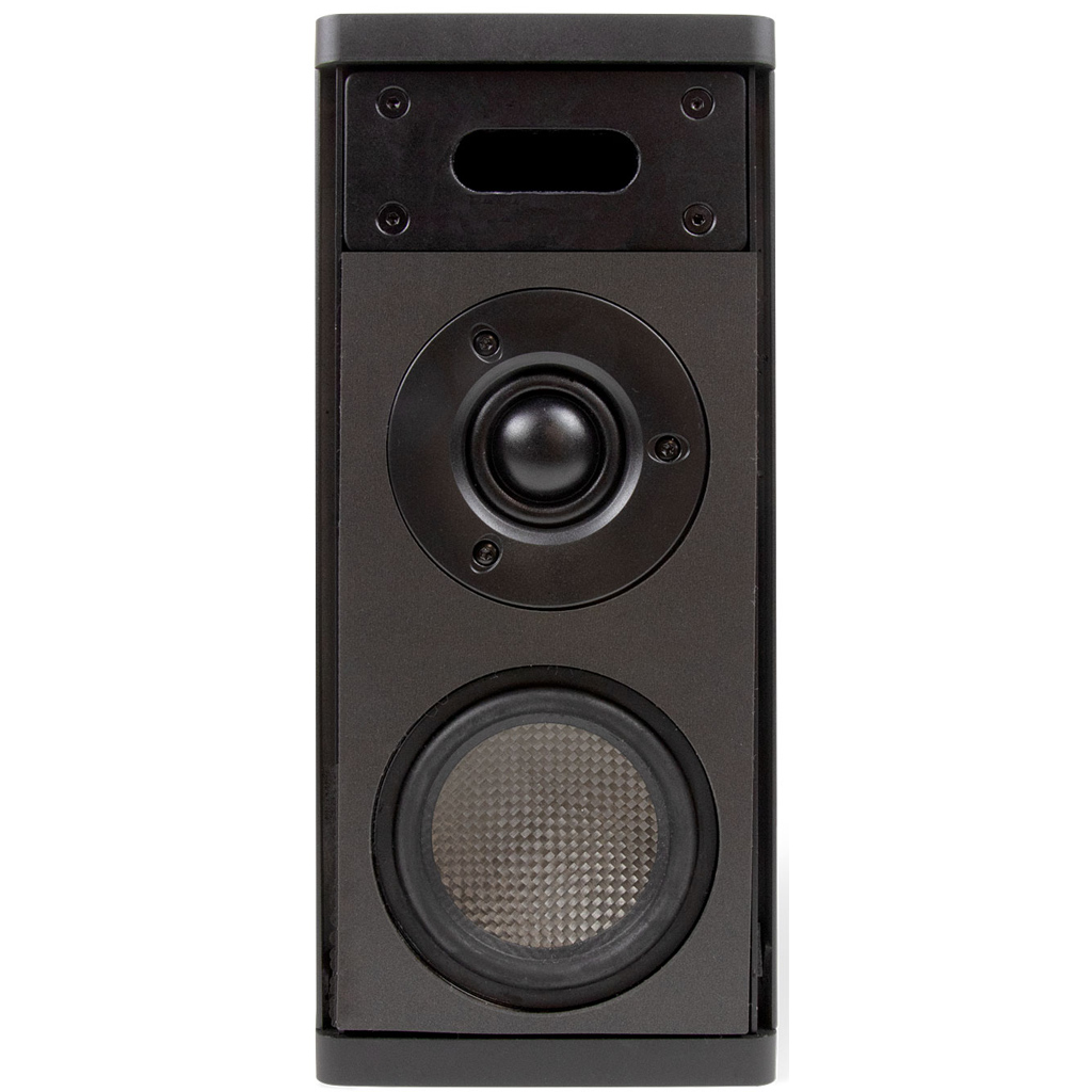 Фото № 4 товара WiSA акустика: SAVANT SMART AUDIO WISA SURROUND SPEAKERS (BLACK) (SPK-SUR3WSB)