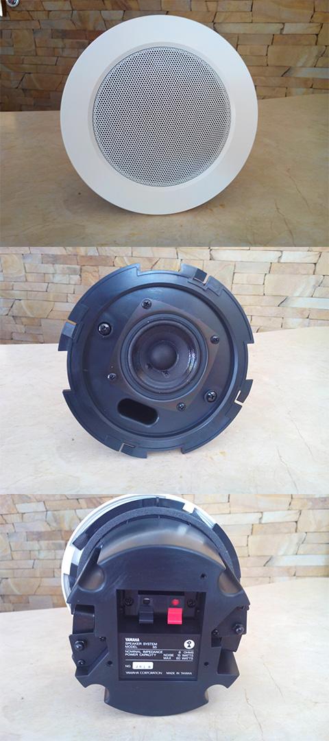 Фото товара Акустика встраиваемая: Yamaha Ceiling Speakers CS5 (трансформаторная)