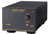 Ламповый фонокорректор: EAR 834P
