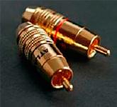 Коннекторы: Atlas RCA 6.0 mm Beryllium Insert