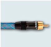Кабель сабвуферный: Real Cable-ESUB (1 RCA - 1 RCA ) 2M