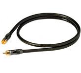 Кабель сабвуферный: Real Cable-ESUB (1 RCA - 1 RCA ) 5M00