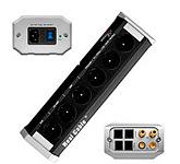 Сетевой фильтр-кондиционер: Real Cable SPP 0406 G