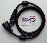 Силовой кабель: Real Cable  (PSKAP 25)  2,5мм  1,50 М