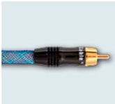 Кабель сабвуферный: Real Cable-ESUB (1 RCA - 1 RCA ) 3M00