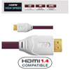 Кабель HDMI:REAL CABLE -  HDMI 73 (HDMI-HDMI) HDMI 1.3 3D  High Speed  5M00