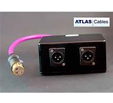Коммутационный коллектор: Atlas 3 Way XLR Junktion Box