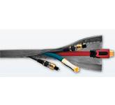 Рукав: Real Cable Рукав для прокладки кабеля GREY (CC88GR) 1M50