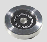 Адаптер: Nagaoka AE Adapter 45RPM Alluminium art 3031