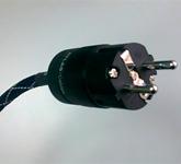 Кабель силовой: Atlas EOS MK II RH Rhodium Schuko - IEC 1.5 m