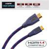 Кабель HDMI:Real Cable EHDMI (HDMImini  - HDMI) HDMI 1.3 3D High Speed  3M00