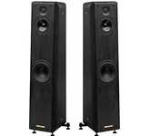 Акустическая пара: Sonus Faber Toy Tower Leather (Black)